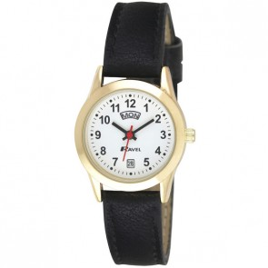 Women's Day-Date Strap Watch