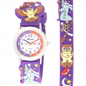 Ravel Kids 3D Wizard Time Teacher Watch