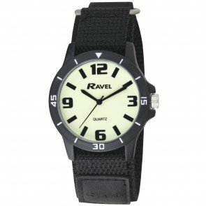 Men's Glow in the Dark Nightwork Watch