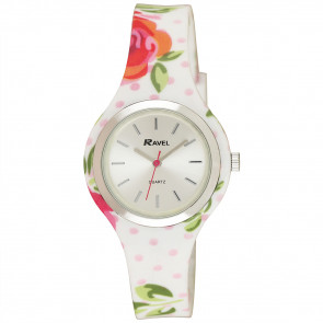 Silicone Print Watch