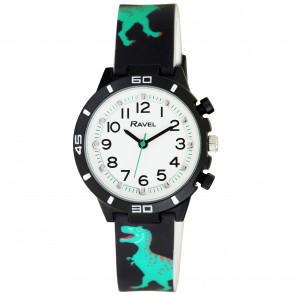 Kid's Silicone Watch - Dinosaur