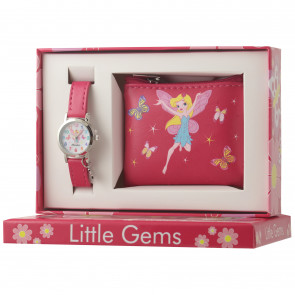 Little Gems Watch & Coin Purse Gift Set - Fairy