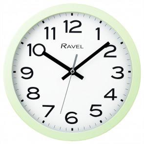 25cm Kitchen Wall Clock - Sage Green