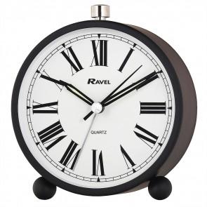 Ravel Contemporary Quartz Alarm Clock