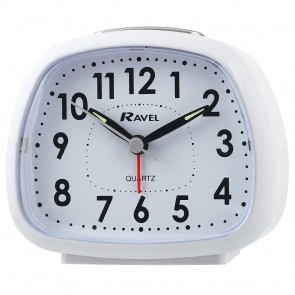 Ravel Quartz Alarm Clock