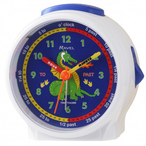 Children's Character Alarm Clock - Dragon