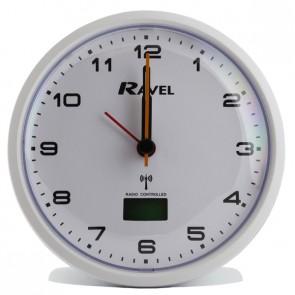 Ravel Radio Controlled Quartz Alarm Clock