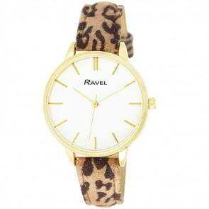 Women's Animal Print Watch - Leopard