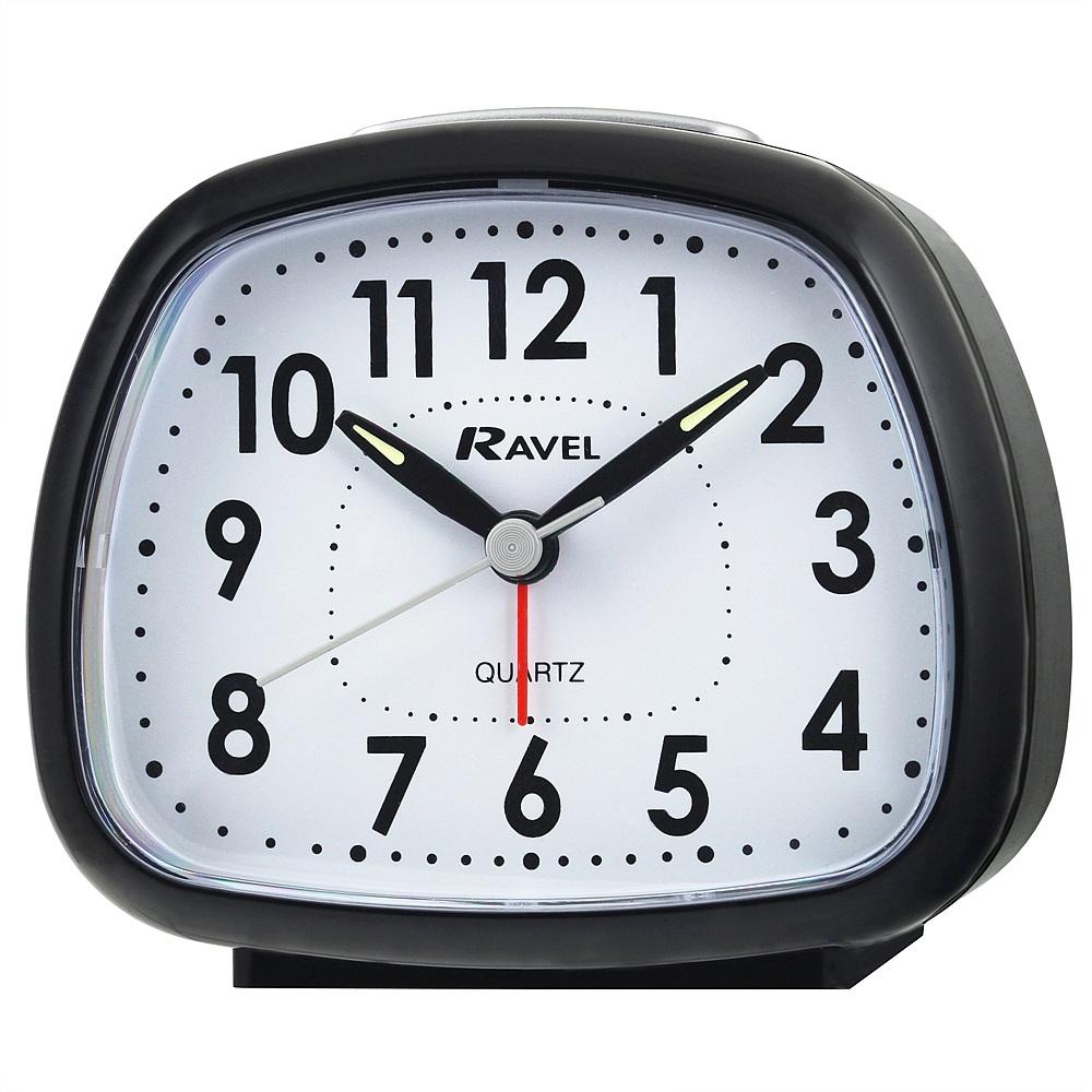 Ravel Quartz Alarm Clock (RC028) by Timesource