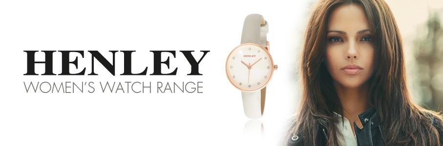 henley womens watches