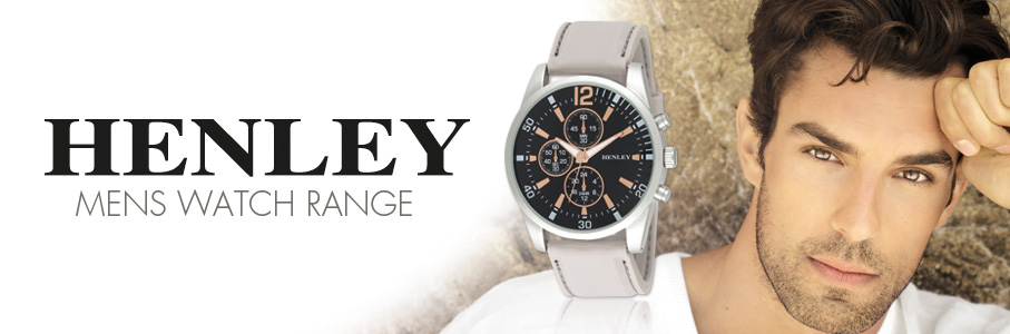 Henley Mens Watches