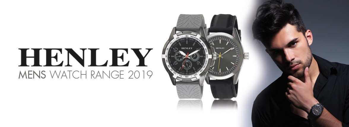 HENLEY MENS HERO 2019
