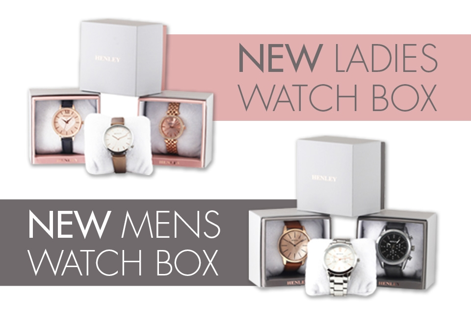 Henley Boxes
