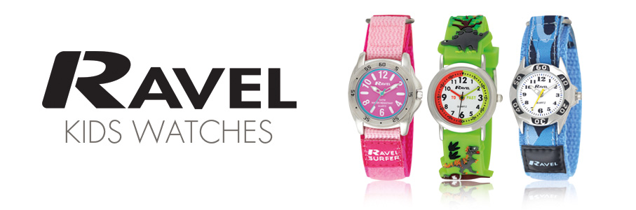 Ravel Kids Watches