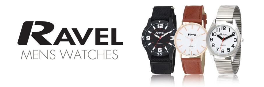 Ravel Mens Watches