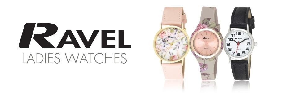 ravel womens watches