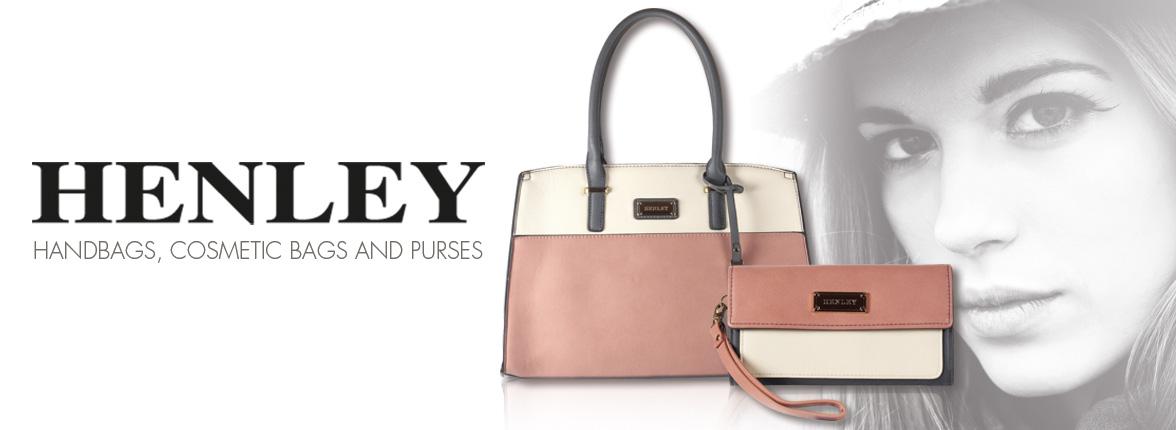 Henley Handbags and Purses